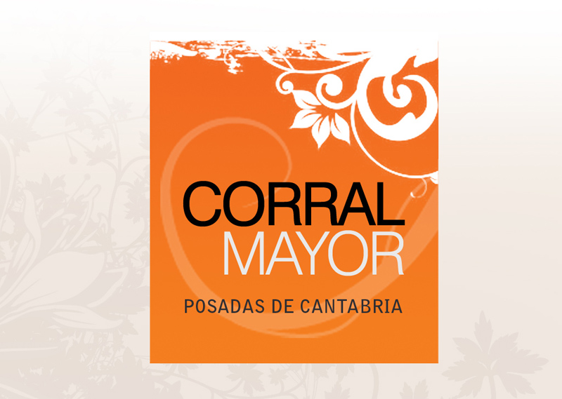Corral Mayor - Logotipo