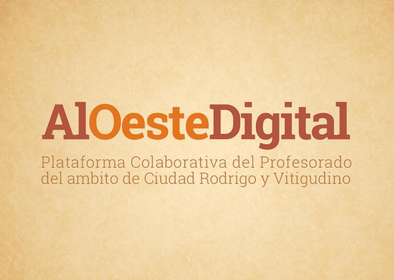 AlOesteDigital - Logotipo